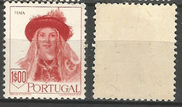 PORTUGAL Costumes 2ª Emissao -1E- 1947- Afinsa 681- MNHOG- Excellent - Nuevos