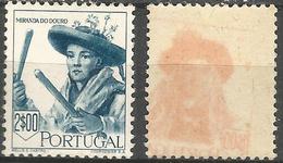 PORTUGAL Costumes 2ª Emissao -2E- 1947- Afinsa 683- MNHOG- Excellent - Nuevos