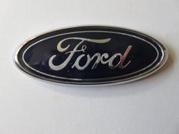 408 - Badge Ou Plaque De Calandre D'un Véhicule Ford D'origine - Automobile - F1