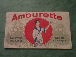 AMOURETTE-ROMANO - Agenda 1928 Et Calepin - Autres Collections