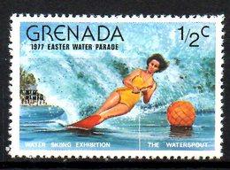 GRENADE. N°735 De 1977. Ski Nautique. - Water-skiing