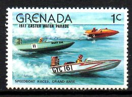 GRENADE. N°736 De 1977. Hors-bord. - Jet Ski