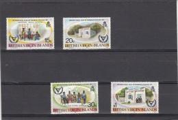 Virgenes Nº 420 Al 423 - Iles Vièrges Britanniques