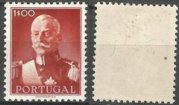 PORTUGAL Carmona -1E- 1945- Afinsa 656- MNHOG- Oil Point - Nuevos