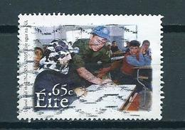 2005 Ireland 50 Years UNO Used/gebruikt/oblitere - 1949-... Republic Of Ireland