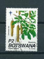 1990 Botswana Kerst,christmas,noël,weihnachten Used/gebruikt/oblitere - Botswana (1966-...)