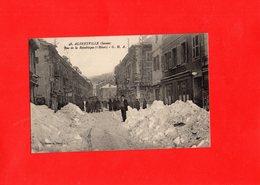 F1103 - ALBERTVILLE - 73 - Rue De La République - L'hiver - Albertville
