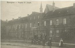 Waereghem Hospice St Joseph    (588) - Waregem
