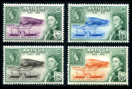1962 Antigua (4) - Antigua & Barbuda (...-1981)