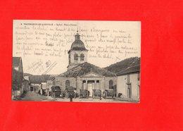 F1103 - THONNANCE LES JOINVILLE - 52 - Eglise - Place D'Armes - France