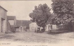 Haute-Marne - Occey - La Place Des Tilleuls - Frankrijk