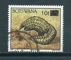 1994 Botswana Overprint Animals,dieren,tiere Used/gebruikt/oblitere - Botswana (1966-...)