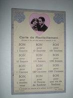 Thèmes > Fantaisies Ravitaillement D'amour - Humour