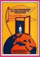 Cp Bourses Et Salons De Collections - Chartreuse De Villeneuve Lez Avignon - JACQUES LARDIE - 1990 - Bourses & Salons De Collections