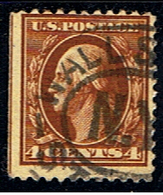 (US 348) UNITED STATES // Y&T 202 A // 1916-19 - Used Stamps