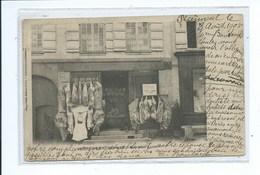 SAINT JUST EN CHAUSSEE - Boucherie Leviel - Saint Just En Chaussee