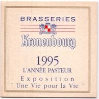 #D231-189 Viltje Kronenbourg - Sous-bocks