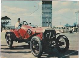 D1263 G.P. ITALIA CIRCA 1908 - 40C.V. - 4 CYLINDRES - Voitures De Tourisme