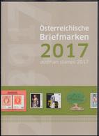 Jahreszusammenstellung Der Österreichischen Post 2017 ** Postfrisch - Österreich