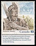 Canada 2007: Membertou ** - American Indians