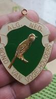 Medaille / Medal - Alg. Ned. Bond Van Vogelhouders - The Netherlands - Pays-Bas