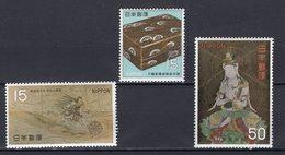 JAPAN  -  1968 National Treasures, Heinan Period   M826 - Unused Stamps