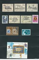RUSSIA, (Soviet Union), 1987/88 LOT OF STAMPS MNH (PHILATELIC EVENTS - 1923-1991 URSS