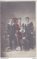 Au Plus Rapide Carte Photo Marine Nationale Les Torpilleurs De Bizerte Tunisie Baré Ponty ? 11 Février 1914 - Regiments