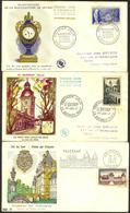 {F072} France 1957 III 3 FDC See Scan !! - FDC