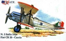 PREPAID PHONE CARDS-ATW-AEREI II GUERRA MONDIALE- 2 - Italie
