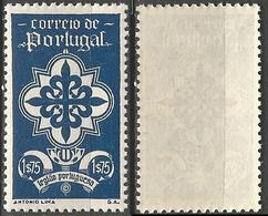 PORTUGAL Legiao Portuguesa -1. 75E- 1940- Afinsa 590- MNHOG- Excellent - Nuevos