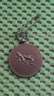 Medaille / Medal -  1 E. Pr. 80 Mtr. Jongens 3-6-1951 Hengelo .NL- The Netherlands - Pays-Bas