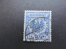 DR Nr. 48b, 1889, Gestempelt, BPP Geprüft, BS - Deutschland