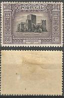 PORTUGAL Independencia Portugal -80C-1927- Afinsa 431- MH- Thin - Nuevos