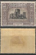 PORTUGAL Independencia Portugal -80C-1927- Afinsa 431- MH- Excellent - Nuevos