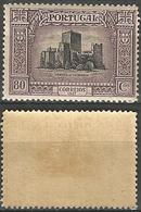 PORTUGAL Independencia Portugal -80C-1927- Afinsa 431- MLH- Excellent - Nuevos