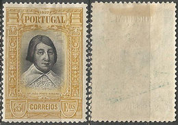 PORTUGAL Independencia Portugal -4.5E-1927- Afinsa 430- MH- Excellent - Nuevos