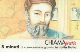 CHIAMAGRATIS SERIE PERSONAGGI- 14 PITAGORA - Italia