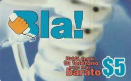 PREPAID PHONE CARD ARGENTINA  (PM170 - Argentina