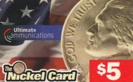 PREPAID PHONE CARD STATI UNITI  (PM214 - Andere