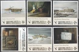 Ross Depency 2017 Huttes Historiques Neuf ** - Neufs
