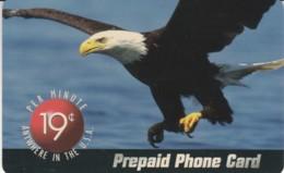 PREPAID PHONE CARD STATI UNITI  (PM554 - Andere