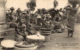 AFRIQUE UN MARCHE INDIGENE - Senegal