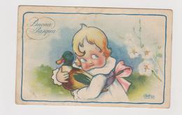 Cartolina Illustrata BERTIGLIA  - F.p.  - Anni  '1910 - Bertiglia, A.