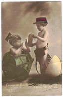 MILITARIA GUERRE 14/18 ENFANT GRAINE DE BOCHE GRAINE DE POILU - OBUS - DESCRIPTIF - Enfants