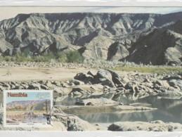 CARTOLINA TIPO MAXIMUM 1990 NAMIBIA (LV11 - Namibia (1990- ...)