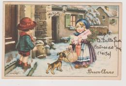 Cartolina Illustrata BERTIGLIA   - F.p.  - Anni  '1920 - Bertiglia, A.