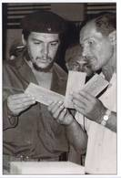 Lote PEP1314, Cuba, Postal, Postcard, Che Guevara, Centro De Elaboracion De Madera - Cuba