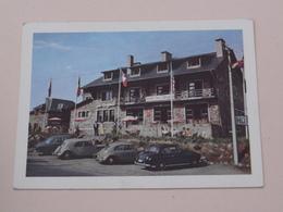 LES BRUYERES Hotel-Rotisserie BARRIERE DE CHAMPLON ( Ed. P. Jacquet ) Anno 19?? ( See / Zie / Voir Photo ) ! - Tenneville