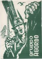 Gruppo Agordo (Bellun), Alpini: Non Viaggiata - Regiments